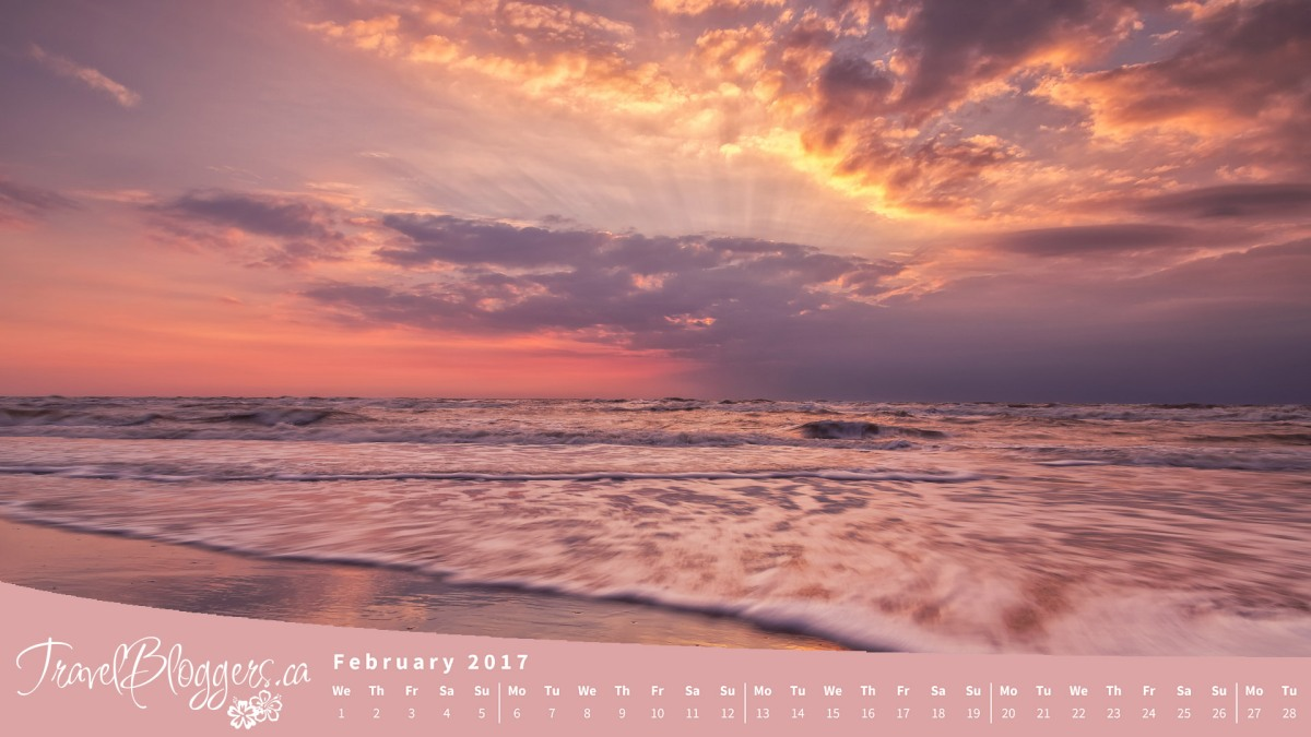 February 2017 Desktop Wallpaper Now Available!