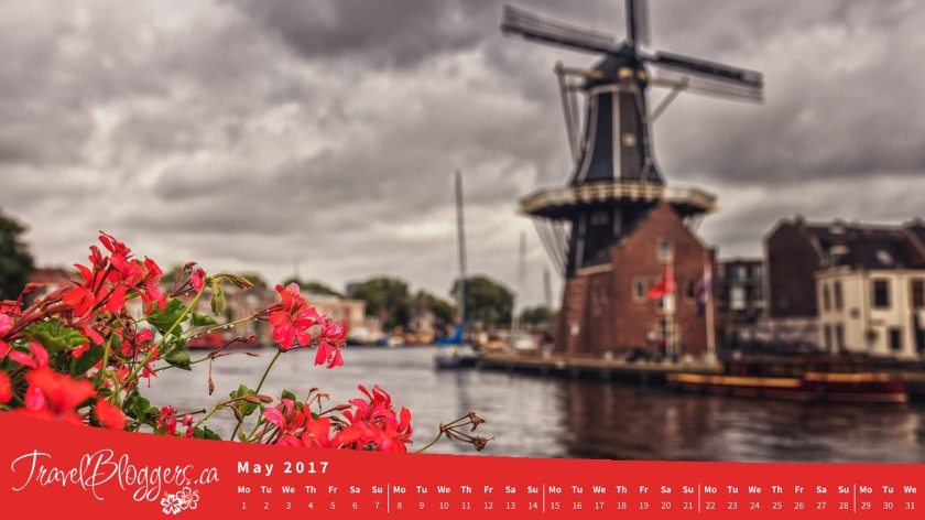 Netherlands, Calendar, Wallpaper, Johannes Brock