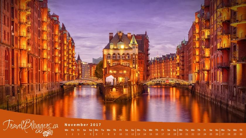 Speicherstadt, Hamburg, Germany, TravelBloggers.ca