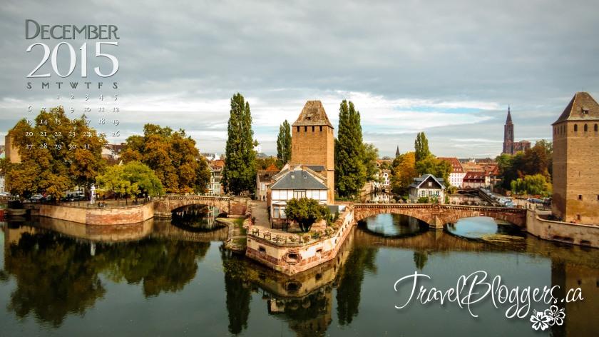 TravelBloggers.ca, La Petite France, Strasburg France