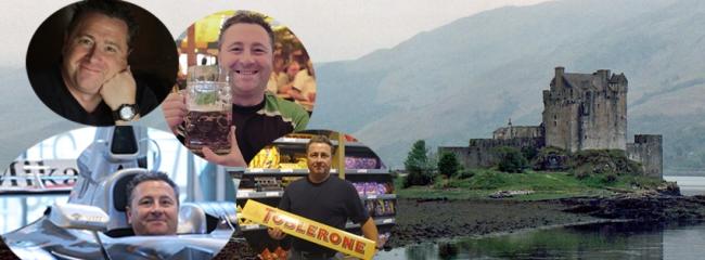 Iain Shankland, TravelBloggers.ca