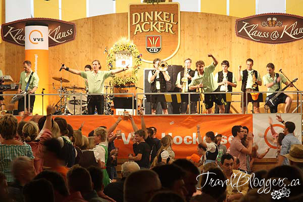 Dinkel Acker Beer Hall