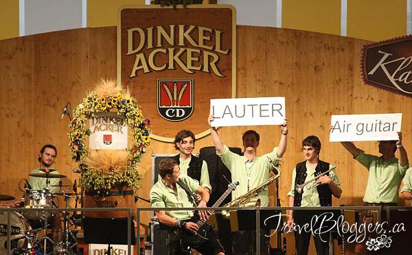 Dinkel Acker Beer Hall