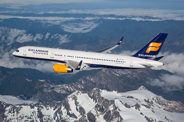 IcelandAir - Boeing757