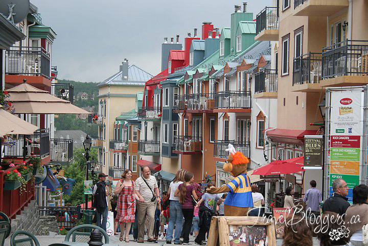 Mont Tremblant, Hotel & Restaurant, TravelBloggers.ca
