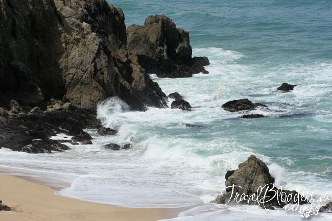 California Beach, TravelBloggers.ca, Iain Shankland & Gail Shankland