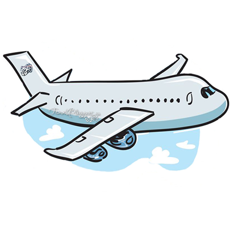TravelBloggers.ca Plane