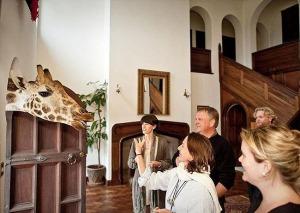 Giraffe Manor, Lang'ata Nairobi, Kenya -9