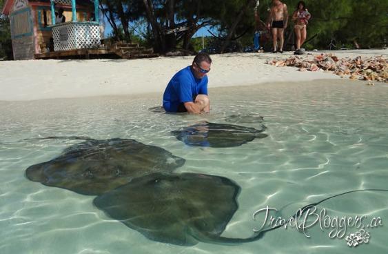 TravelBloggers.ca, Exuma Bahamas, Iain Shankland, Gail Shankland