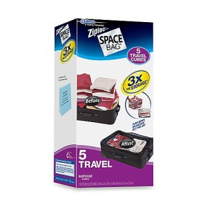 travelbloggers.ca, ziploc space bag