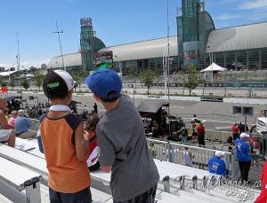 TravelBloggers.ca, Toronto Indy, IndyCar