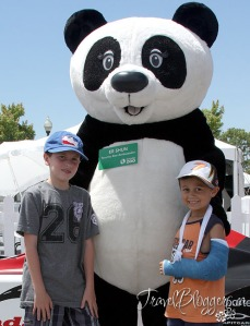 TravelBloggers.ca, Honda Indy of Toronto, Indy Car, Toronto Zoo