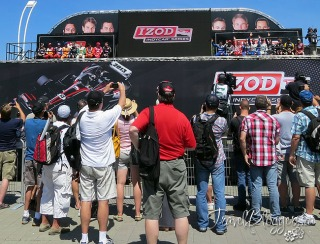 TravelBloggers.ca, Honda Indy of Toronto, Indy Car,
