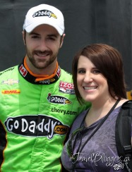 TravelBloggers.ca, Honda Indy of Toronto, Indy Car, James Hinchcliffe, HinchTown
