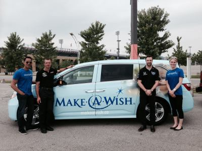 travelbloggers.ca, make a wish canada, indycar, 2inTO, Toronto Indy