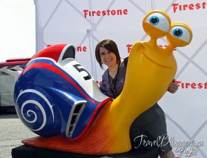 TravelBloggers.ca, Honda Indy of Toronto, Indy Car, Turbo