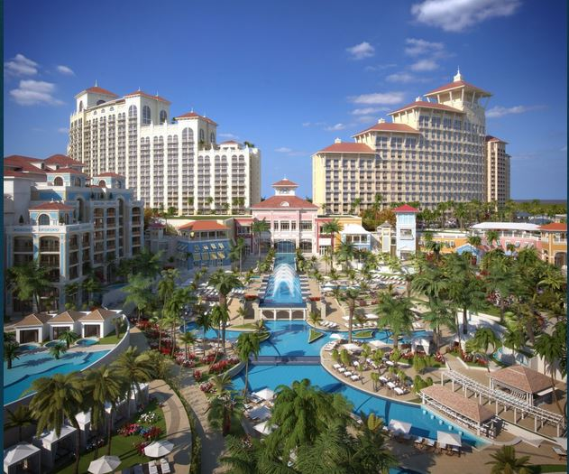 Baha Mar luxury resort - NASSAU, The Bahamas, TravelBloggers.ca