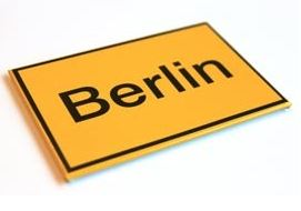 Berlin Sign, TravelBloggers.ca