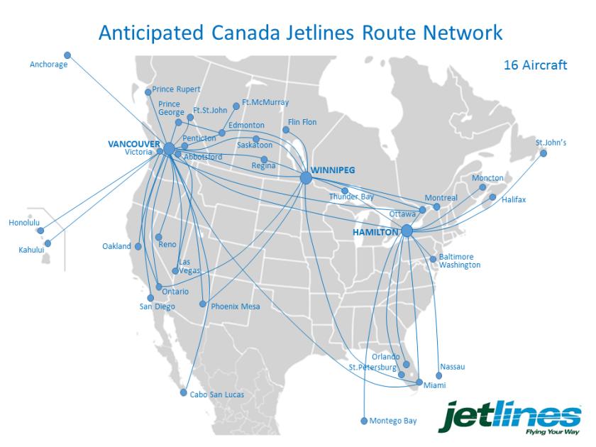 Canada Jetlines, TravelBloggers.ca