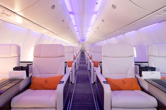 Four Seasons Private Jet, TravelBloggers.ca