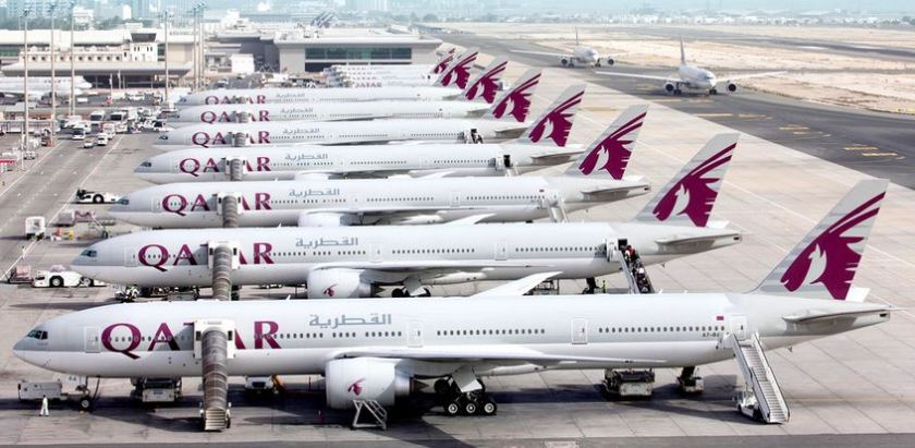 Qatar Airways 'Airline of the Year' , TravelBloggers.ca
