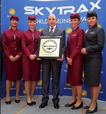Qatar Airways Named 'Airline of the Year', TravelBloggers.ca