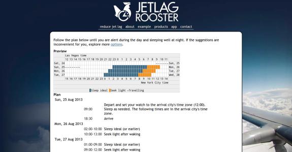 TravelBloggers.ca, Jet Lag Rooster, Jet Lag