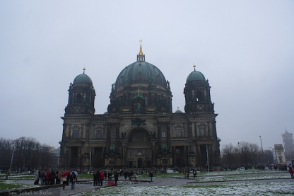 Sam Tickell in Berlin