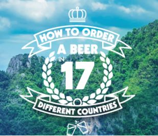ORDER A BEER IN 17 DIFFERENT COUNTRIES, TravelBloggers.ca