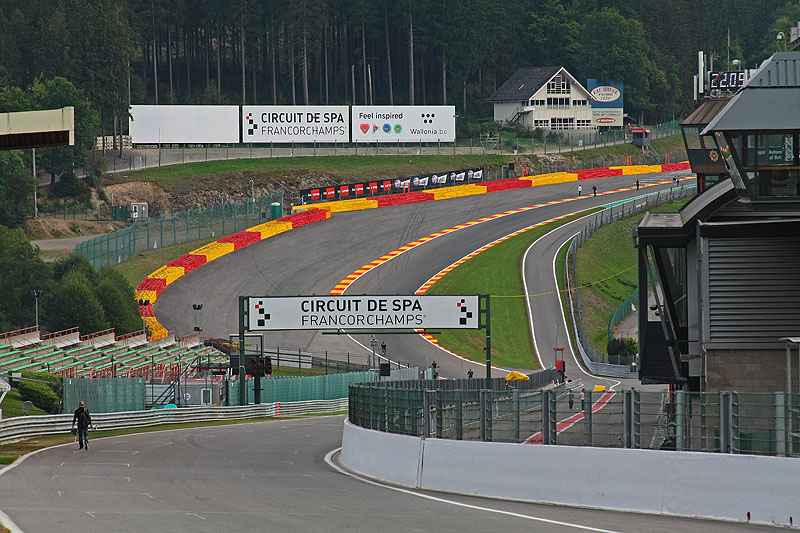Spa-Francorchamps, European LeMans Series, ELMS, Auto Racing