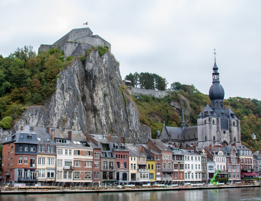 The Citadel of Dinant, TravelBloggers.ca