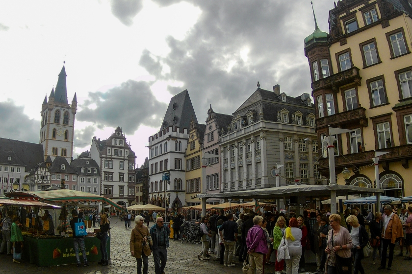 Trier, Germany - TravelBloggers.ca, Iain Shankland, Gail Shankland