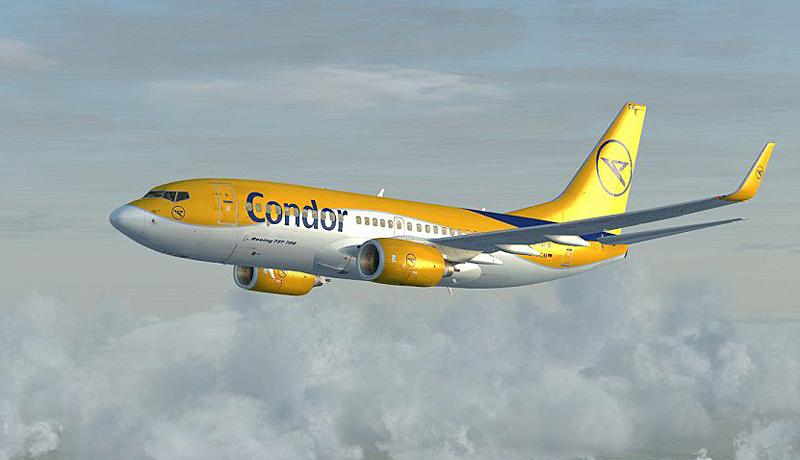 800-Condor Airlines, TravelBloggers.ca