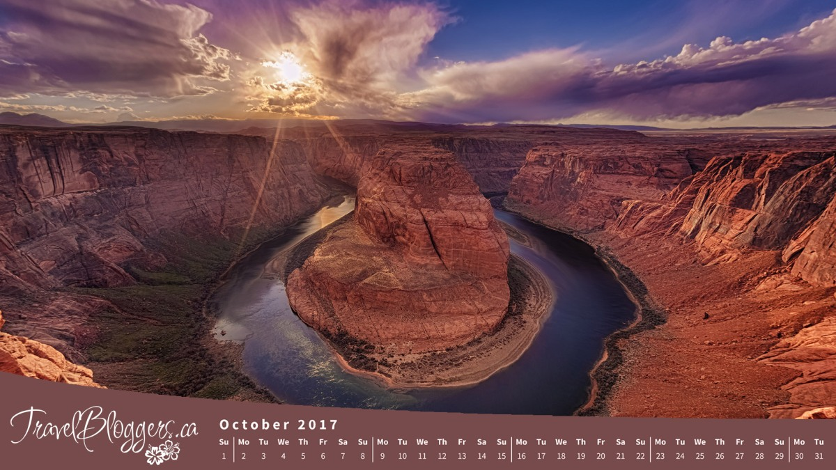 October 2017 Desktop Wallpaper Now Available!