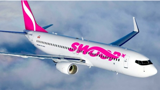 Swoop Airlines, TravelBloggers.ca,
