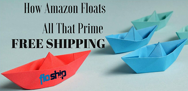 Floship, Amazon Prime, TravelBloggers.ca