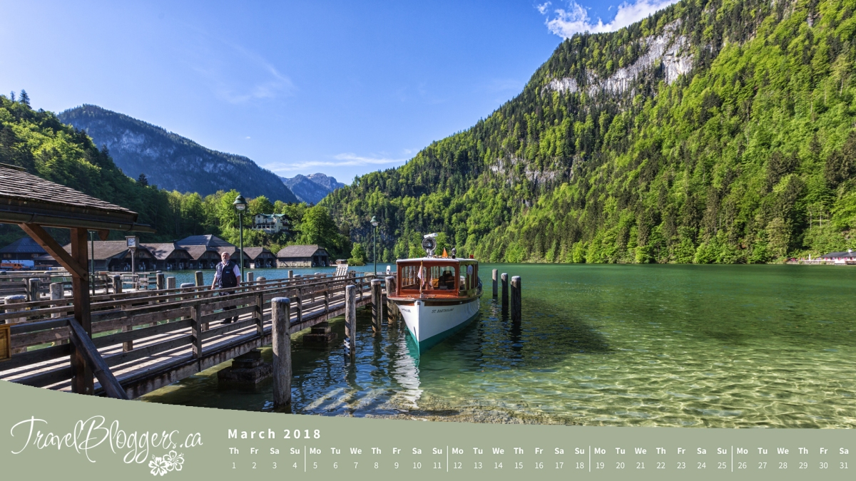 March 2018 Desktop Wallpaper Now Available