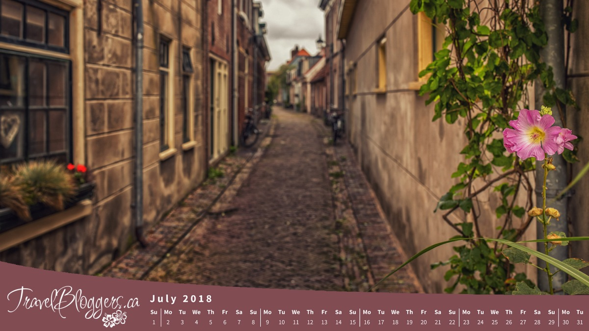 July 2018 Desktop Wallpaper Now Available!