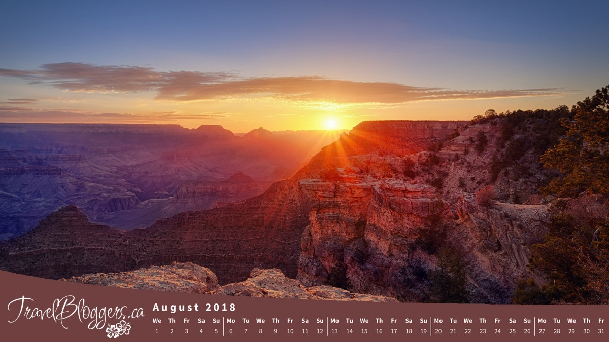 Grand Canyon, Travelbloggers.ca, Johannes Brock
