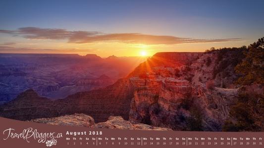 Grand Canyon, Travelbloggers.ca, Johannes Brock
