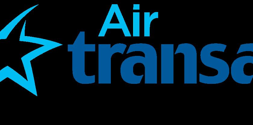 Air Transat Logo, TravelBloggers.ca, @Travelbloggerz