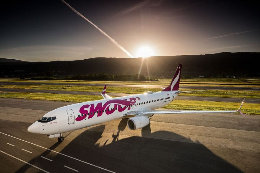 SWOOP Airlines, TravelBloggers.ca