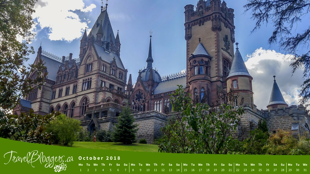 October 2018 Desktop Wallpaper Now Available!