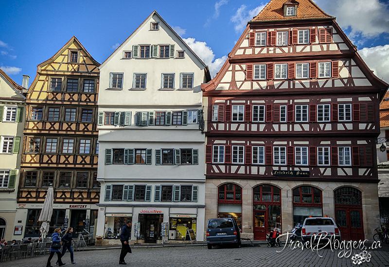 Tübingen, TravelBloggers.ca, Iain Shankland, Gail Shankland