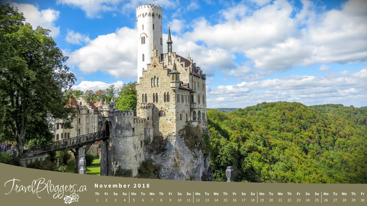 November 2018 Desktop Wallpaper Now Available!