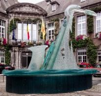 Dinant Belgium - Town Hall